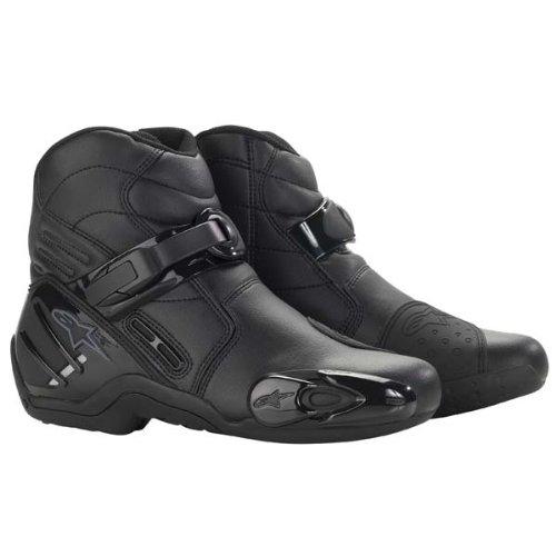 Alpinestars アルパインスターズ S-MX 2 ブーツ 黒/EU39 (US6/25cm) [並行輸入品]