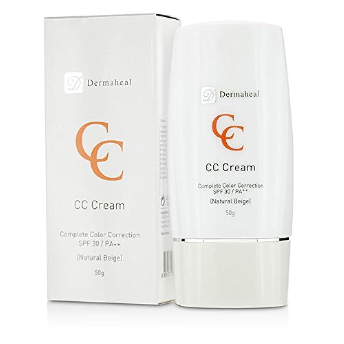 命令的証言スペードダーマヒール CC Cream SPF30 - Natural Beige 50g/1.7oz並行輸入品