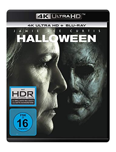 Halloween 4K, 2 UHD-Blu-ray