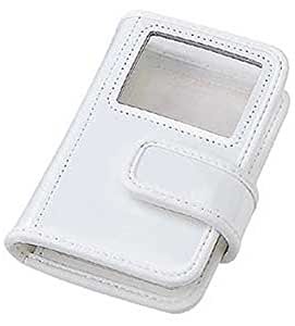 SANWA SUPPLY PDA-IPODW iPodレザーケース