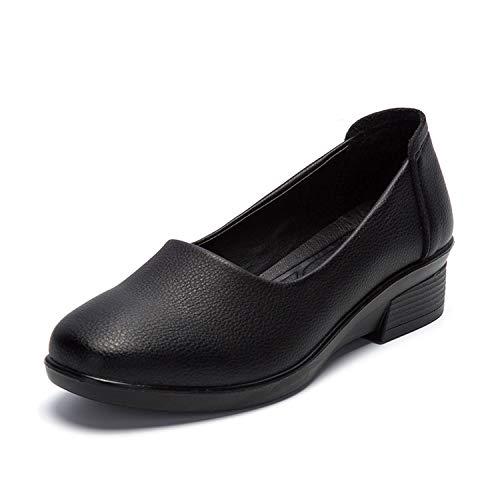 [Nomioce] レディースシューズ ナースシューズ レディース安全靴 パンプス ウォーキングシュ...