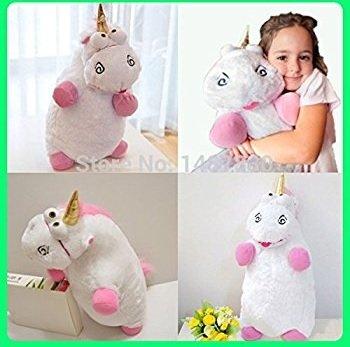 [해외]유니버설 스튜디오 재팬 USJ 미니언 후 랏휘 유니콘 인형/Universal Studios Japan Japan USJ Minion Fluffy Unicorn Stuffed Doll