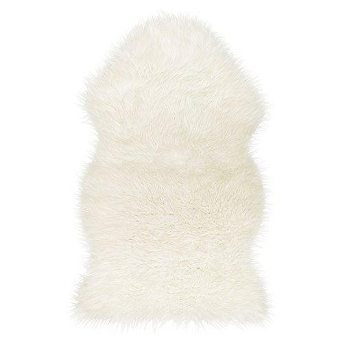 RoomClip商品情報 - ★TEJN/フェイクシープスキン/ホワイト[イケア]IKEA(10229078)