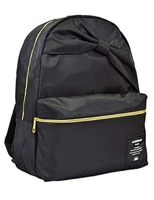 [プレックス]PREX リボン リュック バックパック YA15-0188 ブラック