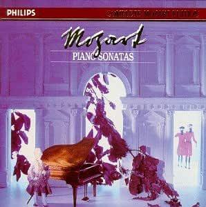PIANO SONATAS / MOZART EDITION 17