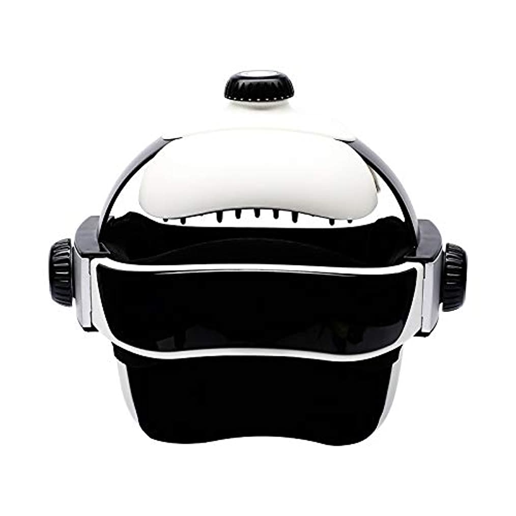 ヘルメットの電動が機能している頭皮は同じタイプのマッサージ器です [並行輸入品]