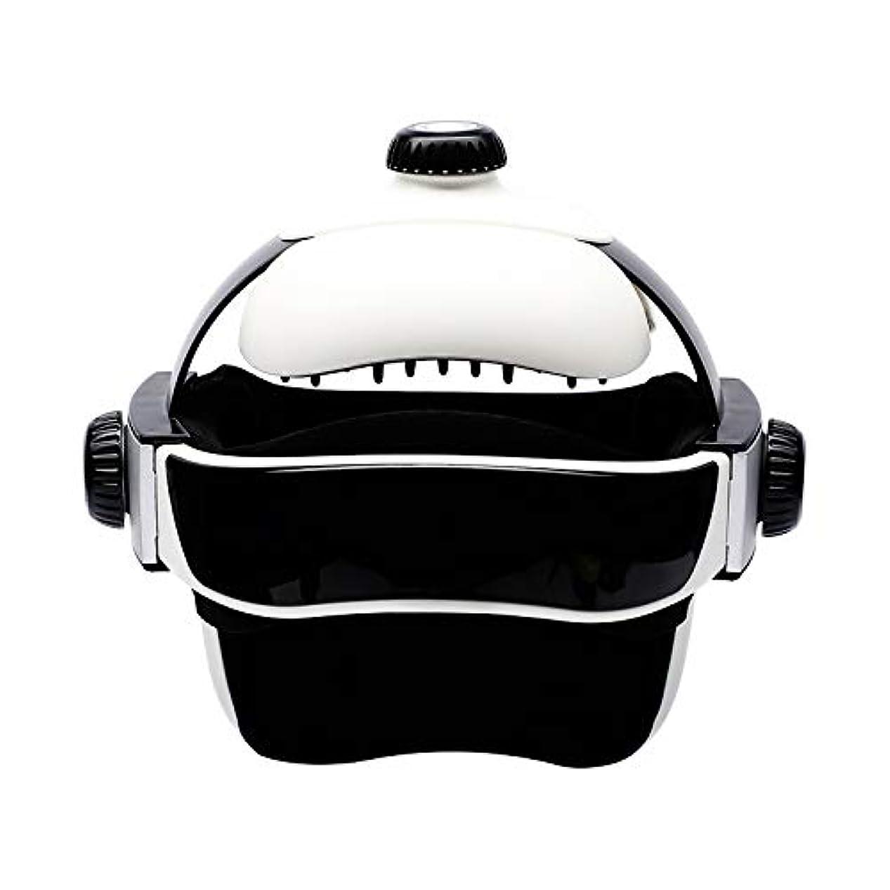 安心させる苦行初心者ヘルメットの電動が機能している頭皮は同じタイプのマッサージ器です [並行輸入品]