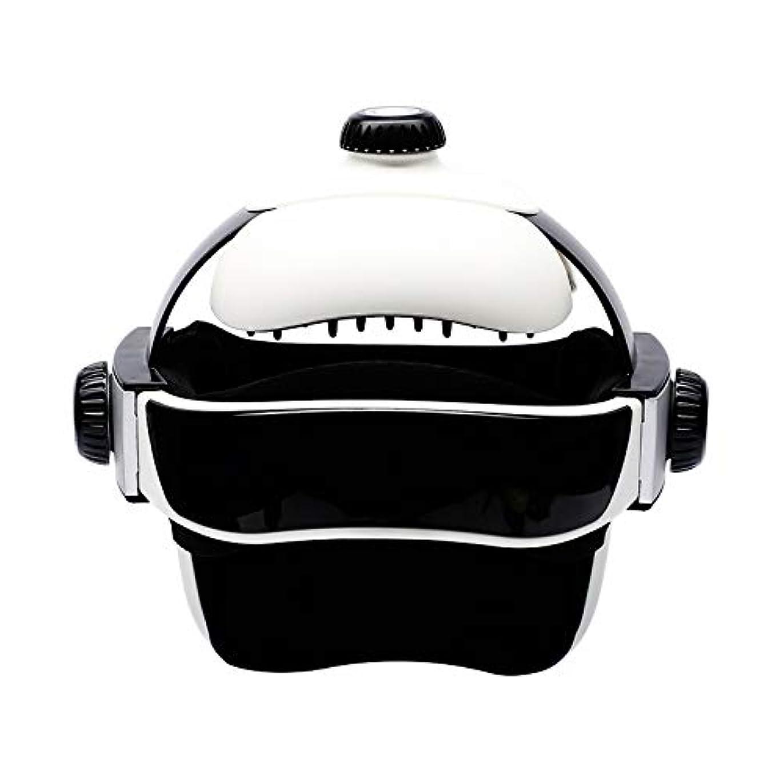 ヒープ写真撮影クロスヘルメットの電動が機能している頭皮は同じタイプのマッサージ器です [並行輸入品]
