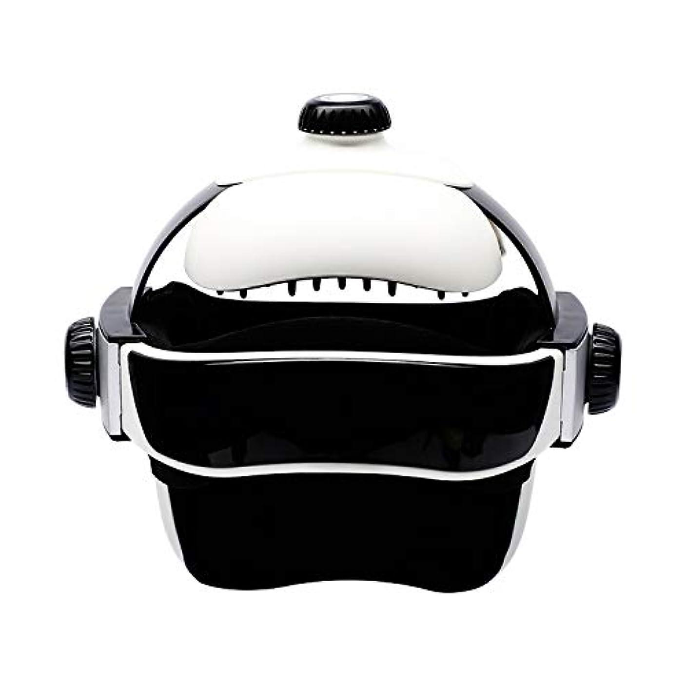 排出実験最終ヘルメットの電動が機能している頭皮は同じタイプのマッサージ器です [並行輸入品]