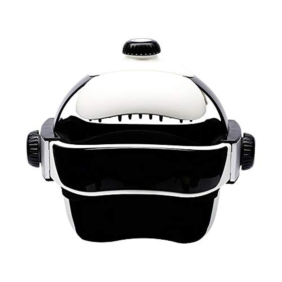 服を洗う兄その間ヘルメットの電動が機能している頭皮は同じタイプのマッサージ器です [並行輸入品]