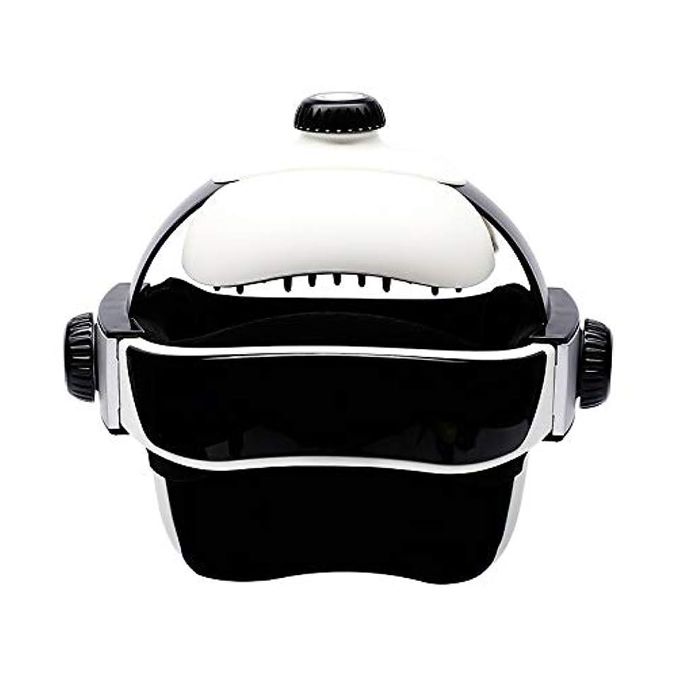 意識的放映論争の的ヘルメットの電動が機能している頭皮は同じタイプのマッサージ器です [並行輸入品]