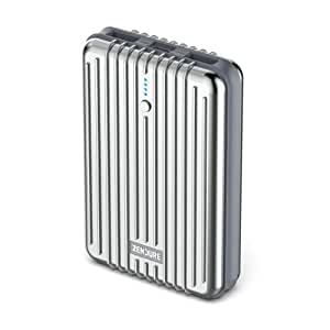 Zendure 第2世代A4モバイルバッテリー(13400mAh 高耐久性、超軽量のポータブル充電器 / ZEN+テクノロジー2.1A最大出力)iPhone / ipad/ Glaxy / Xperia/タブレット/ゲーム機/カメラ 等対応(シルバー )ZDA4P33