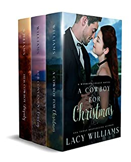Wyoming Legacy Boxed Set 2: Volumes 4-7 (Lacy Williams Box Sets Book 6) by [Williams, Lacy]