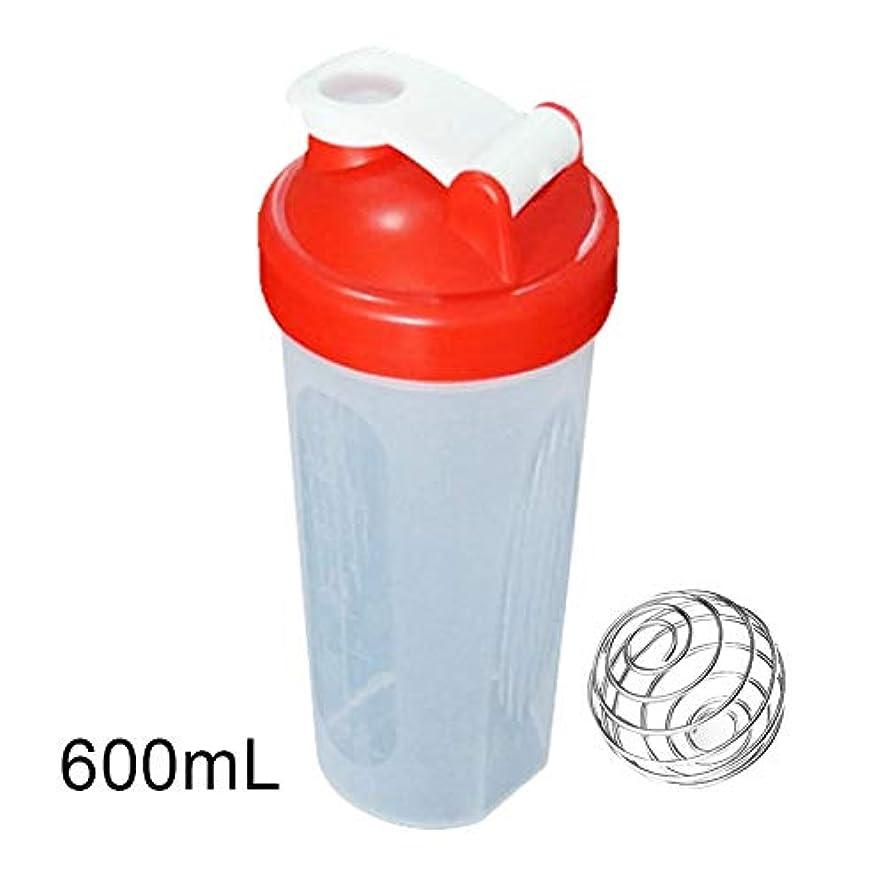 ブル記述する定義するSweetiChic シェイクザカップ 400/600ミリリットル プロテインパウダーミキシングカップ 封印 漏れ防止 シェイクボトル攪拌ボール プロテインパウダーミキシング 飲料水ジュース用