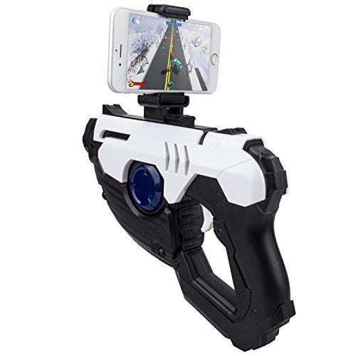 Flycreat AR Gun VR ゲームガン ゲームパッド ゲームハンド...