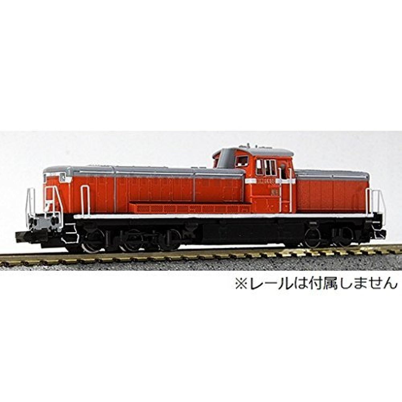 プラシリーズ Nゲージ 国鉄 DE50形 ディーゼル機関車 組立キット