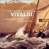 ヴィヴァルディ:海の嵐(協奏曲集)