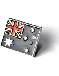 オーストラリアラペルピン、バッグピン、ピン、バレンタインギフト、ギフトボックスが含まれていシャツ