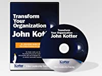 Transform Your Organization with John Kotter【DVD】 [並行輸入品]