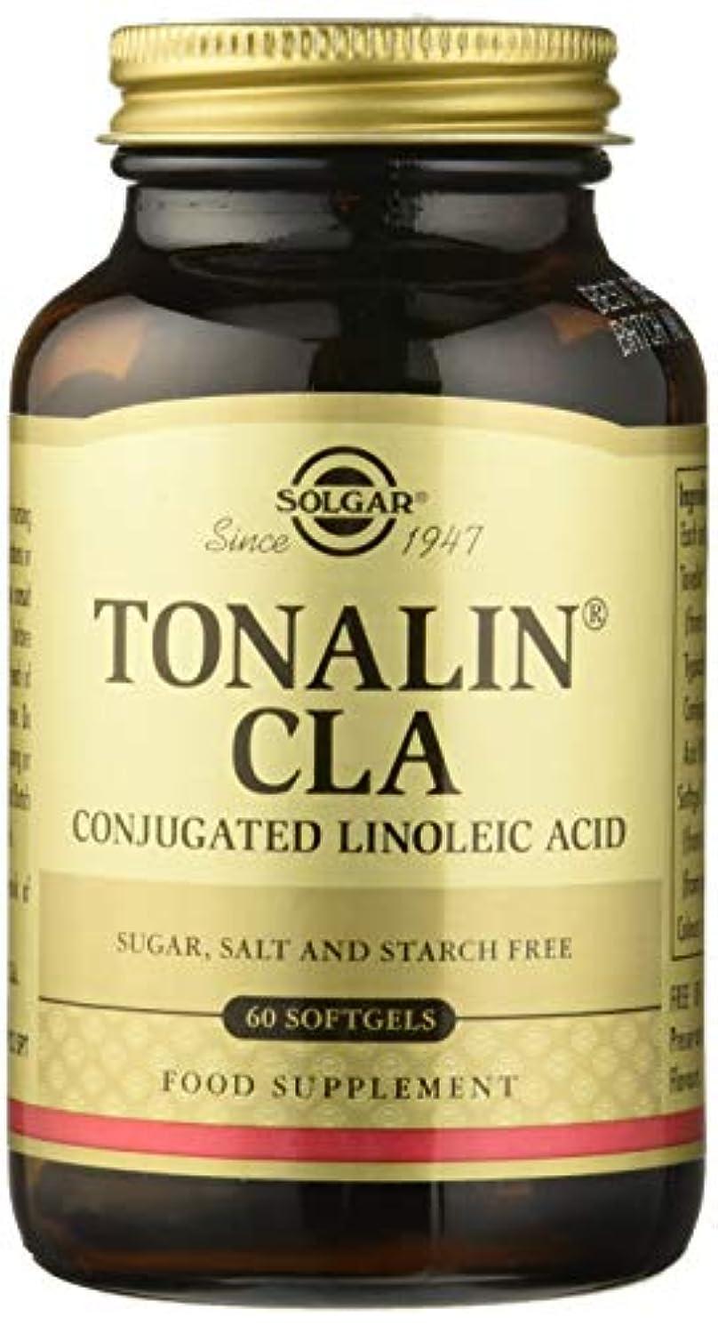 海外直送品Tonalin CLA, 1300 mg, 60 S Gels by Solgar