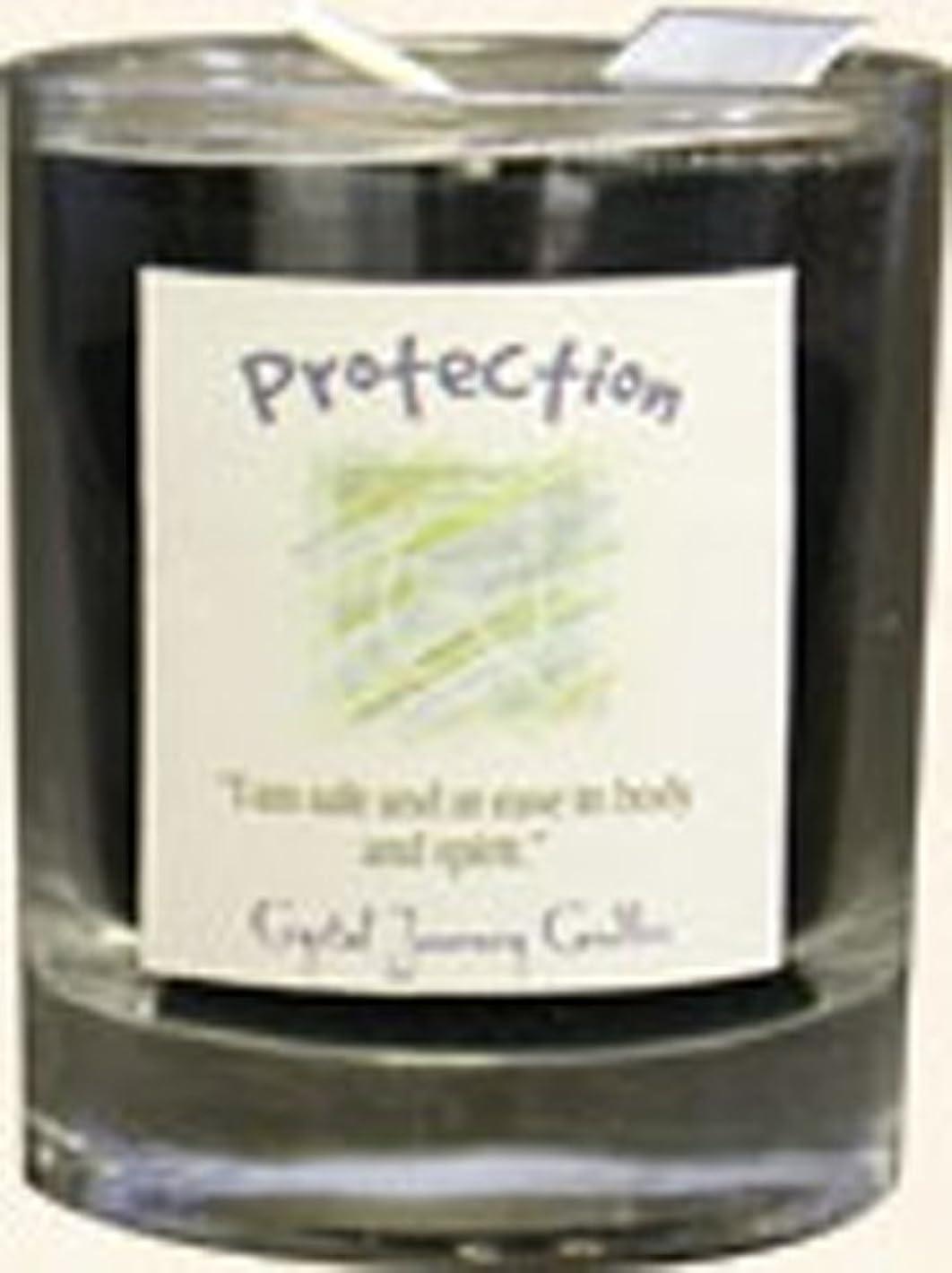 カルシウム百万近傍クリスタルJourneyハーブマジックガラスFilled Votive Candle
