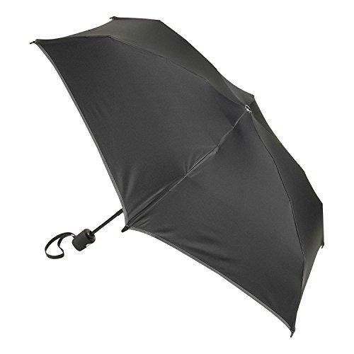 TUMI トゥミ 14414-D スモール・オートクローズ・アンブレラ 折りたたみ傘 ブラック [並行輸入品]