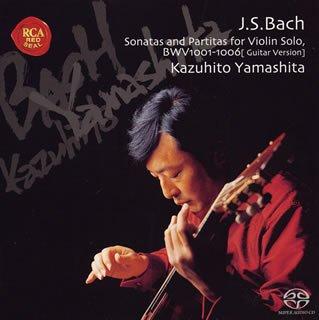 J.S.バッハ / 無伴奏ヴァイオリン・ソナタ&パルティータ (全曲)