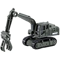 Tomica No 120 Hydraulic Excavator grapples仕様(ボックス)
