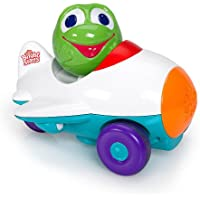 Bright Starts Having a Ball Press & Zoom Pals - Airplane by Kids II