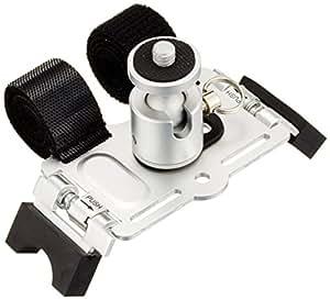 METRIX カメラマウント デジカメ用コンパクト アクションマウント (ボール雲台付) PS-13SV シルバー PS-13B-SV