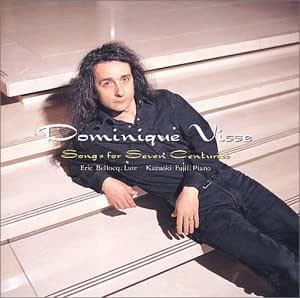 愛の小径 - ドミニク・ヴィス14~20世紀を歌う