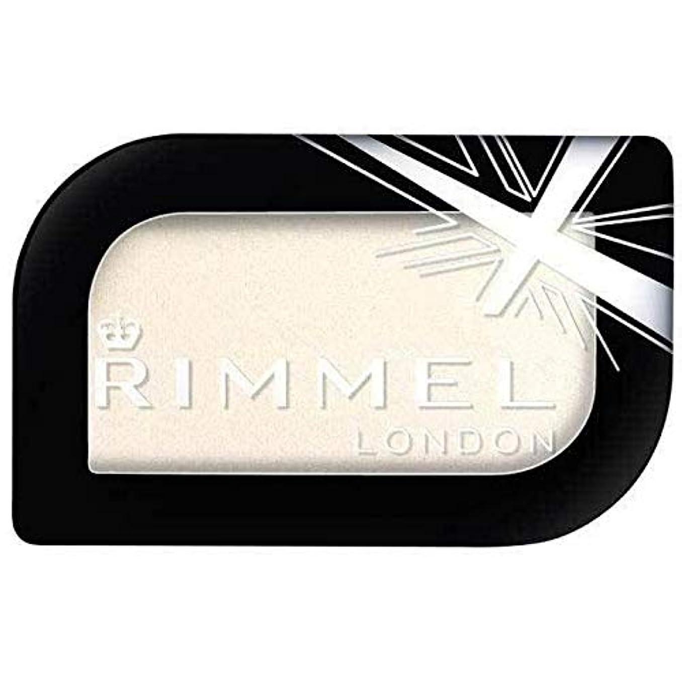フリル乙女農学[Rimmel ] リンメルロンドンは、モノアイシャドウQジャンプ5.2グラムをGlam'Eyes - Rimmel London Glam'eyes Mono Eyeshadow Q Jump 5.2g [並行輸入品]