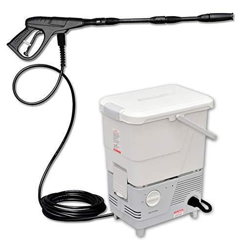 アイリスオーヤマ 高圧洗浄機 SBT-412N 単品 奥行31×高さ50.5×幅40.5cm