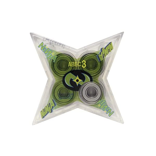 NINJA ベアリング スターケース 8個入りの商品画像