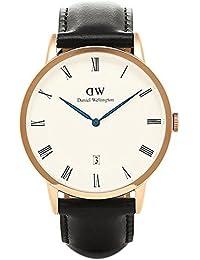 (ダニエルウェリントン) Daniel Wellington 腕時計 メンズ/レディース 1101DW DAPPER ダッパー 38MM SHEFFIELD R ゴールド[並行輸入品]
