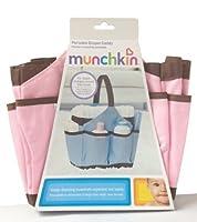 Munchkin Portable Diaper Caddy Pink by Munchkin
