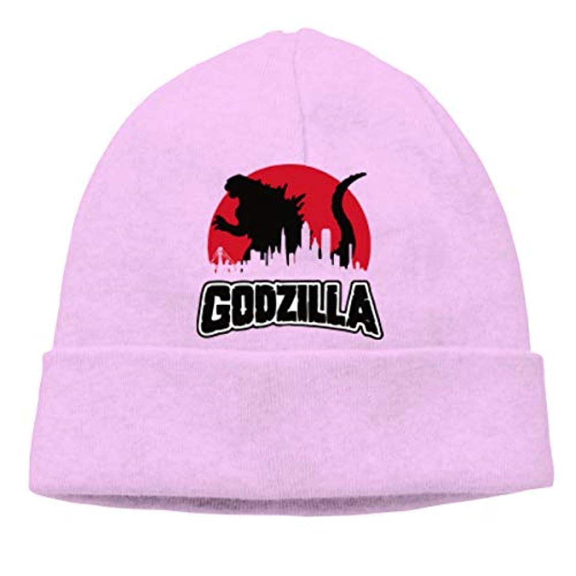 命令ミリメーター素人ゴジラ Godzilla 未知の生き物 チ性抜群 通気性抜群 柔らかい 防風 無地 優れた弾力性 フェードしません 男性用と女性用のキャップ