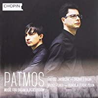 Patmos: Music For Organ & Percussion