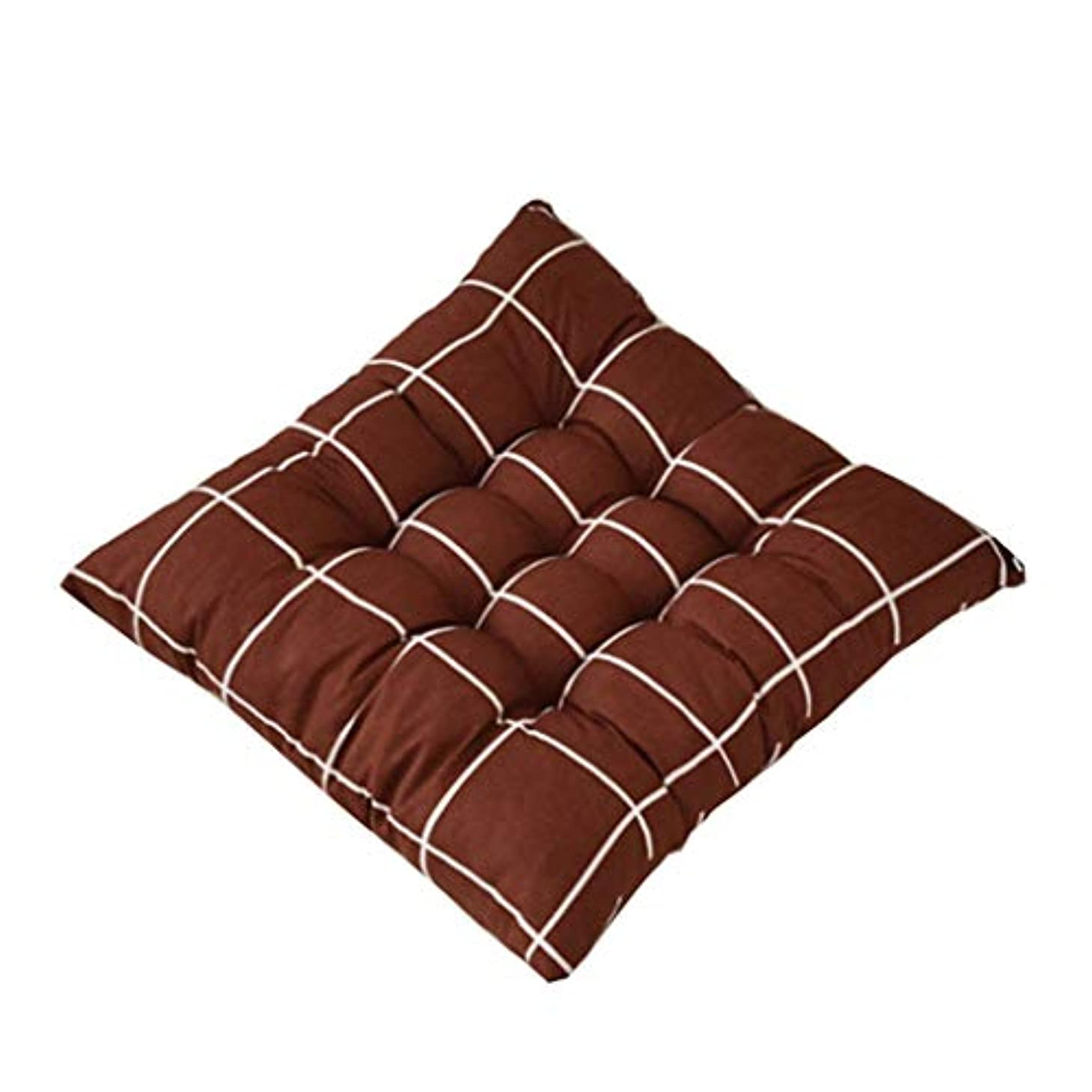契約雑多な時LIFE 正方形の椅子パッド厚いシートクッションダイニングパティオホームオフィス屋内屋外ガーデンソファ臀部クッション 40 × 40 センチメートル クッション 椅子