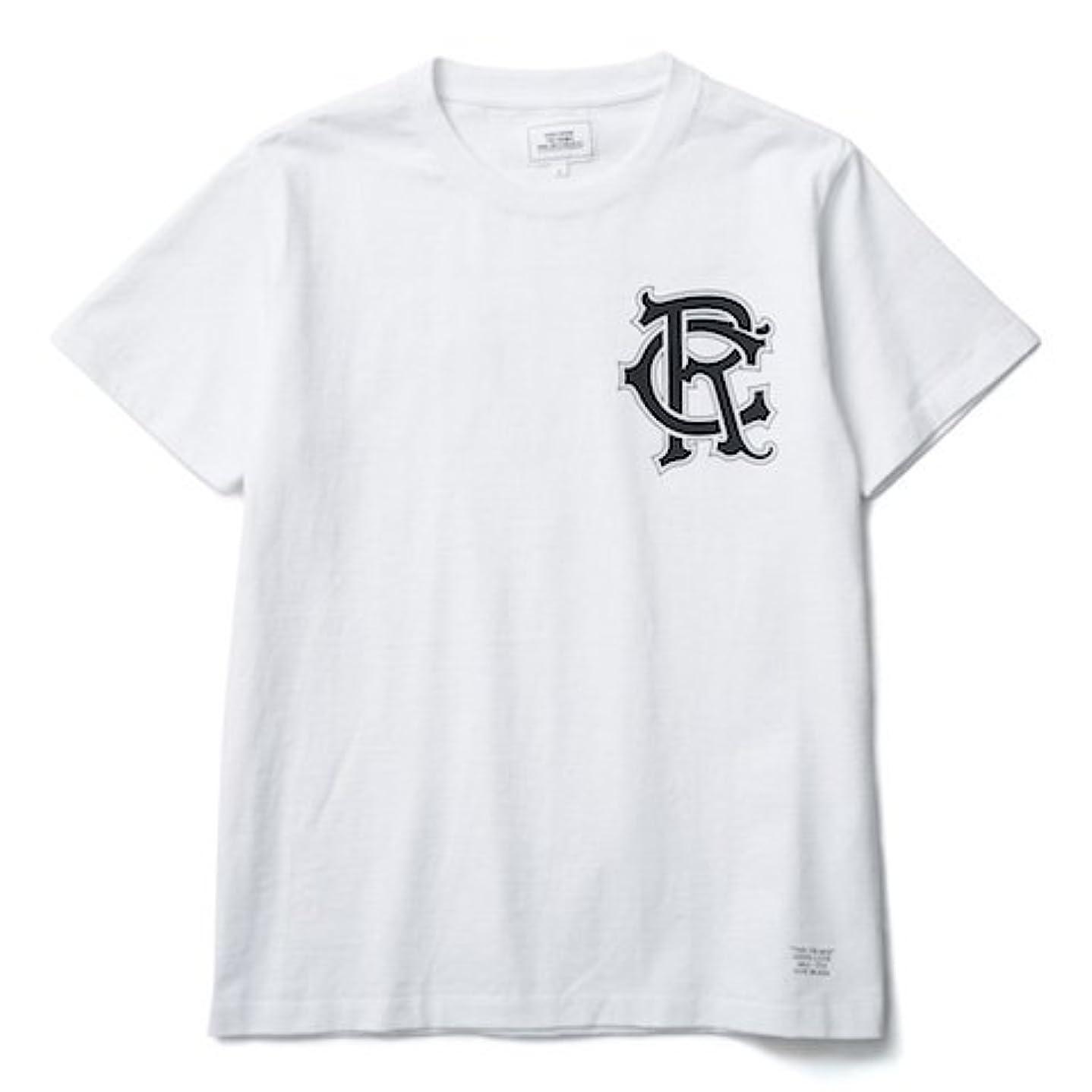 ファッション一貫性のない一過性(クライミー) CRIMIE CR CREW NECK SHORT SLEEVE T-SHIRT Tシャツ