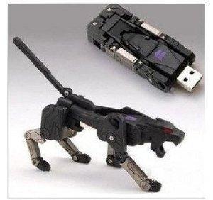 トランスフォーマー 黒ヒョウ(Black Leopard) USB MEMORY 64GB 【並行輸入品】