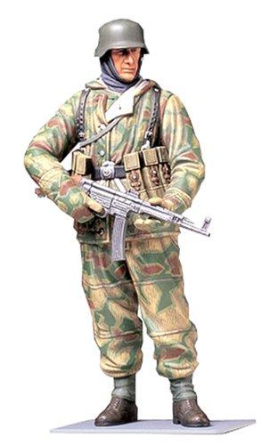 1/16 ワールドフィギュアシリーズ ドイツ冬期装備歩兵