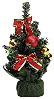 (コ-ランド) Co-land ミニツリー クリスマスツリー 卓上 置物 可愛い お店に お家に パーティー 装飾 デコレーション オーナメント ツリー 雑貨 M I