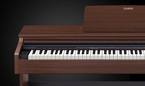 カシオ 電子ピアノ オークウッド調  椅子&ヘッドホン&楽譜集付き  CASIO CELVIANO セルヴィアーノ  AP-270-BN A