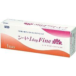 ワンデーファイン UV 【BC】8.7【PWR】-3.75 30枚入