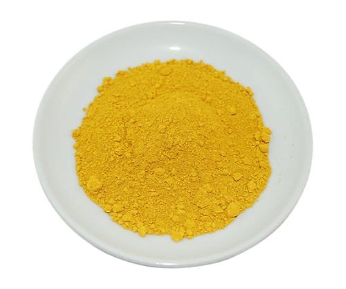 途方もない異邦人レジデンスYellow Oxide Mineral Powder 25g