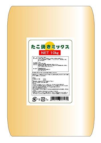 西尾製粉 たこ焼きミックス 10kg