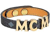 MCM レディースコレクションブレスレット One Size ブラック