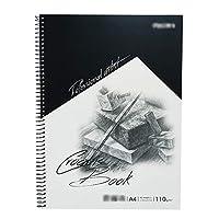 スケッチブックA4 / B5プロの絵画絵画スケッチブックスケッチ紙絵画手描き (サイズ さいず : A4)
