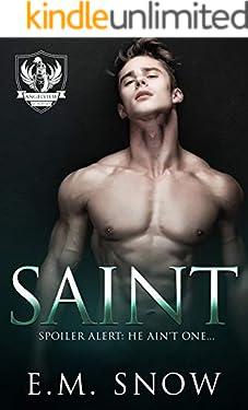 Saint: A Dark High School Romance (Angelview Academy Book 1)
